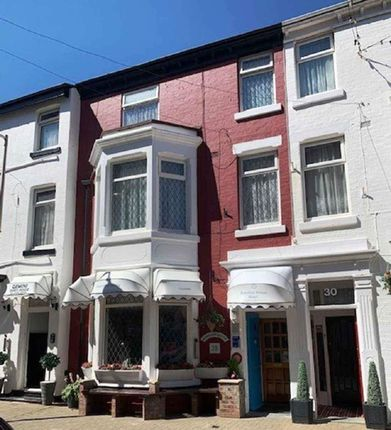 Thumbnail Hotel/guest house for sale in York Street, Blackpool