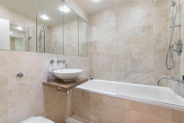 Bathroom of Queens Gardens, Lancaster Gate, London W2