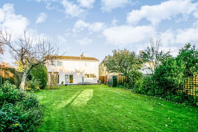 Thumbnail Detached house for sale in Station Road, Steeple Morden, Royston