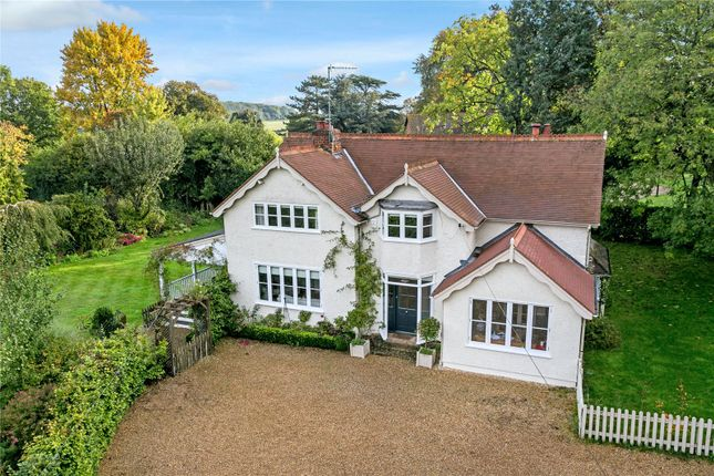 Thumbnail Detached House For Sale In Langley Road Chipperfield Kings Hertfordshire