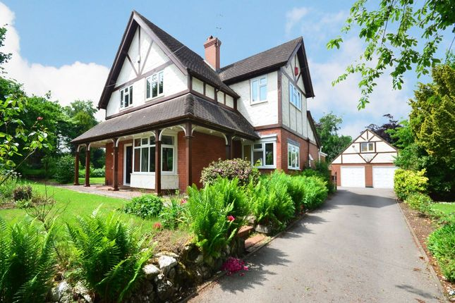Thumbnail Detached house for sale in Stallington Road, Blythe Bridge
