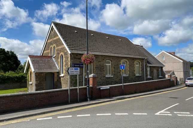 Thumbnail Commercial property for sale in Water Street, Pontardulais, Swansea