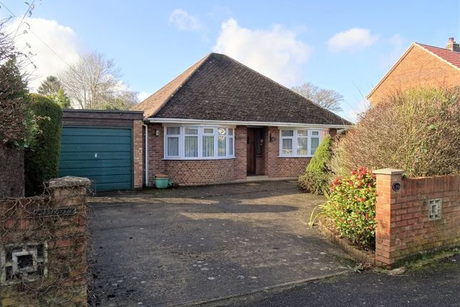 Thumbnail Detached bungalow for sale in Butts Ash Avenue, Hythe, Southampton