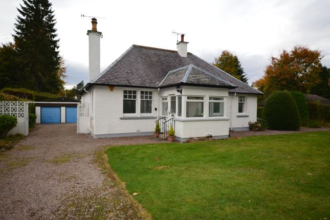 Thumbnail Bungalow to rent in Drummond Crescent, Inverness