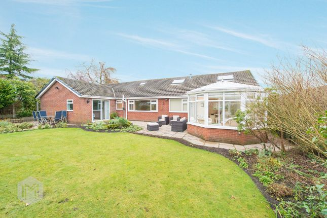 Thumbnail Detached bungalow for sale in Whitebirk Close, Greenmount, Bury