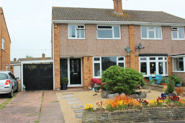 Thumbnail Semi-detached house for sale in Arundells Way, Creech St Michael, Taunton, Somerset