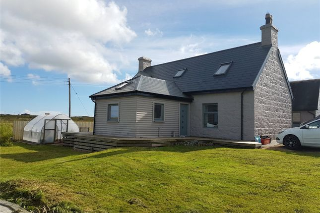 Thumbnail Detached house for sale in Cornaigmore, Isle Of Tiree, Argyll And Bute