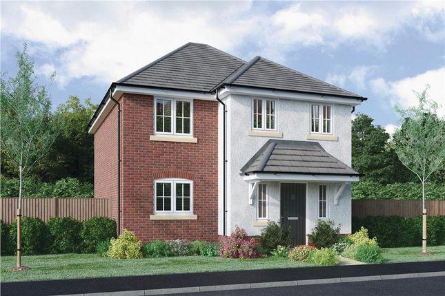 "Thumbnail Detached house for sale in ""Pebworth"" at Lowbrook Lane, Tidbury Green, Solihull"