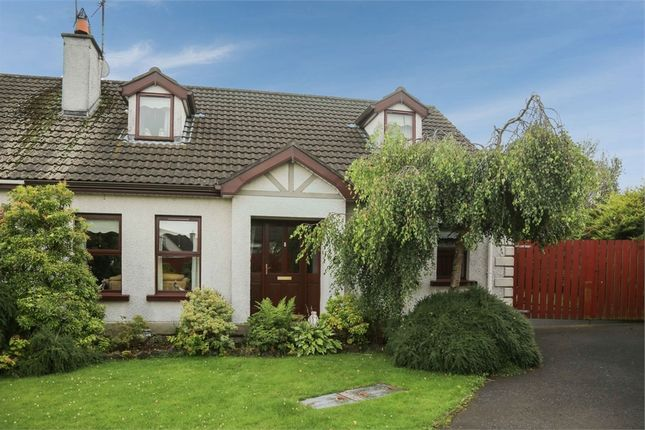 Thumbnail 4 bed semi-detached house for sale in Glenwood, Ahoghill, Ballymena, County Antrim