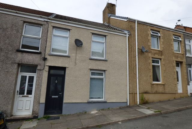 Thumbnail Terraced house for sale in Albany Road, Pontycymmer, Bridgend