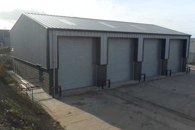 Thumbnail Industrial to let in Macmerry Industrial Estate, Tranent