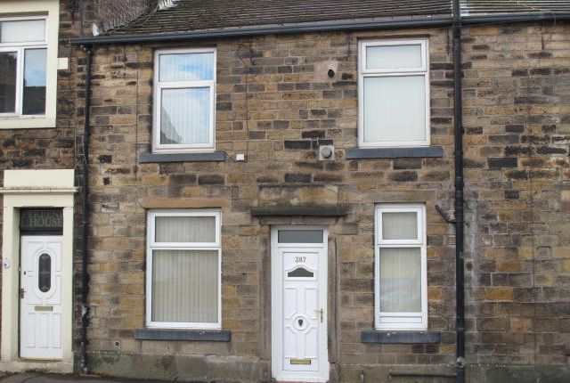 Thumbnail Terraced house to rent in Edenfield Road, Cutgate, Rochdale