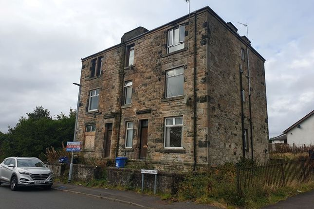 Thumbnail Block of flats for sale in 2 Bathville Road, Kilbirnie, Ayrshire
