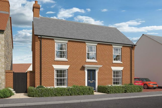 Thumbnail Detached house for sale in Parking & Garden, Chesil Reach, Chickerell