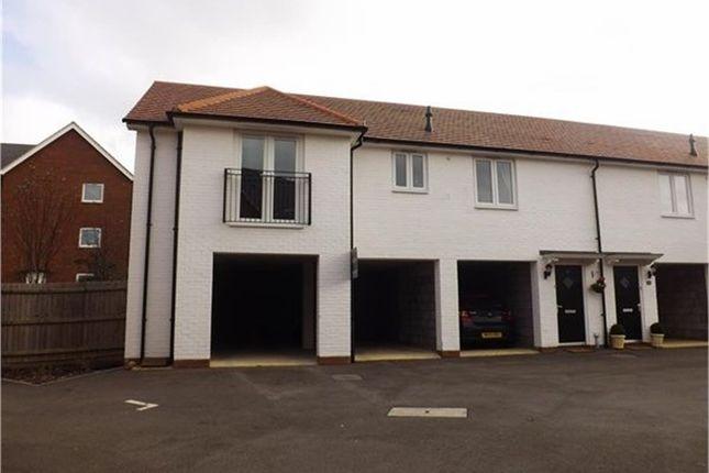Thumbnail Flat to rent in Tiree Court, Newton Leys, Bletchley, Milton Keynes