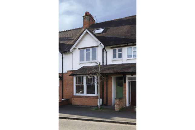 Thumbnail Terraced house for sale in Albany Road, Stratford-Upon-Avon