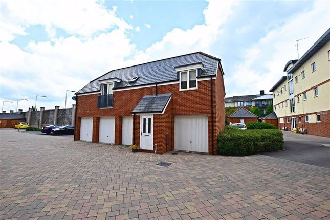 Thumbnail Detached house for sale in Longhorn Avenue, Gloucester
