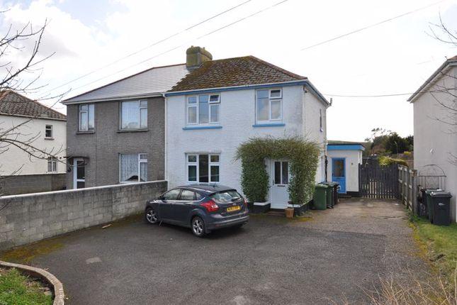Thumbnail Property to rent in Fremington, Barnstaple