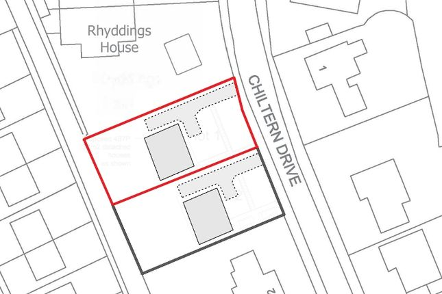 Thumbnail Land for sale in Chiltern Drive, Ackworth, Pontefract, West Yorkshire