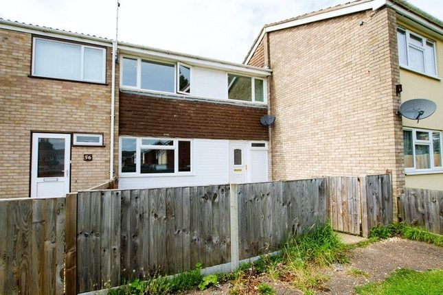 Thumbnail Terraced house for sale in Westmark, King's Lynn