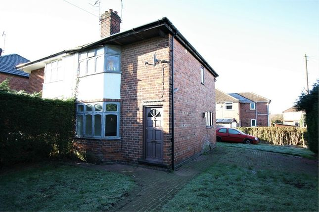 Thumbnail Semi-detached house to rent in Wesley Place, Stapleford, Nottingham
