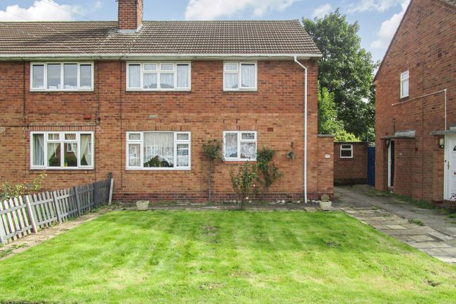 Thumbnail Flat for sale in Renton Road, Oxley, Wolverhampton