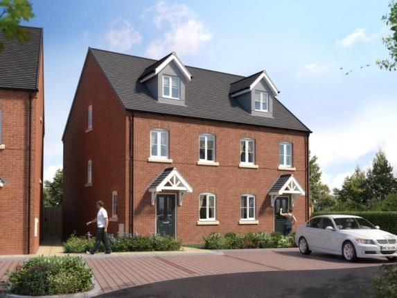 Thumbnail Semi-detached house for sale in Winchester Gardens, Birmingham, West Midlands