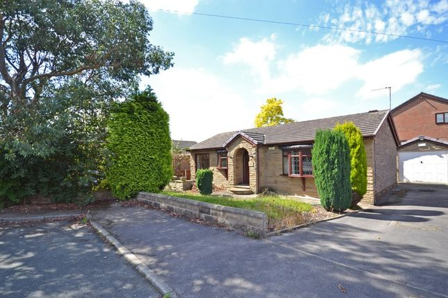 Thumbnail Detached bungalow for sale in Danella Crescent, Wrenthorpe, Wakefield