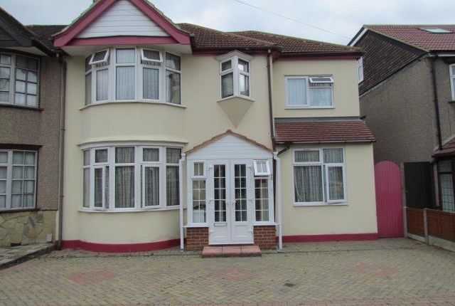 Thumbnail Semi-detached house for sale in Roxy Avenue, Chadwell Heath, Romford