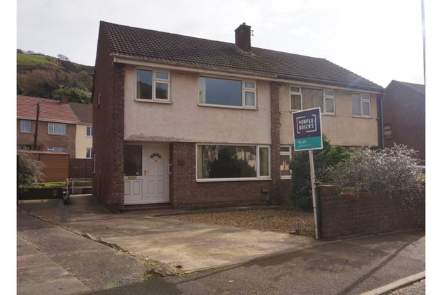 Semi-detached house to rent in Wildbrook, Port Talbot