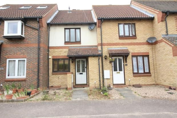 Thumbnail Terraced house to rent in Boxgrove Priory, Bedford