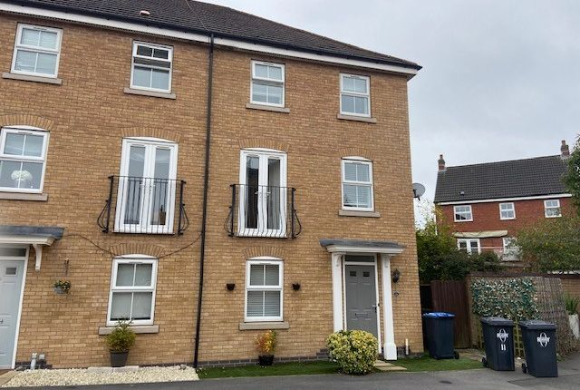 Thumbnail Semi-detached house to rent in Spellow Close, Coton Meadows, Rugby