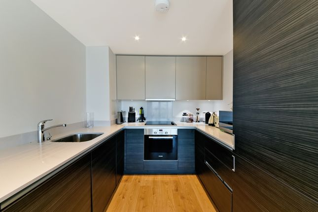 Kitchen of Pinnacle Apartments, Saffron Square, Croydon CR0