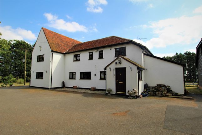 Thumbnail Detached house for sale in The Marshes, Burnham On Crouch