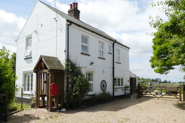 Thumbnail Detached house for sale in Fleet - Spalding, Lincolnshire