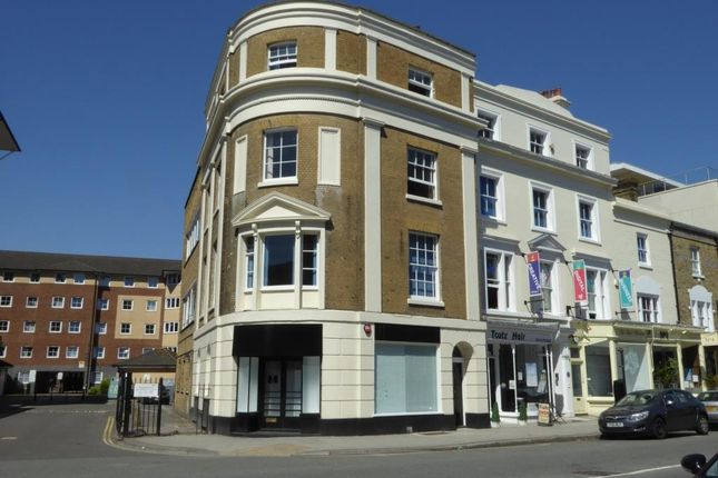 Thumbnail Office to let in Canute Road, Southampton