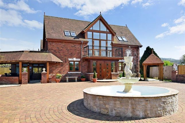 Thumbnail Detached house for sale in Main Road, Whiteley Bank, Isle Of Wight