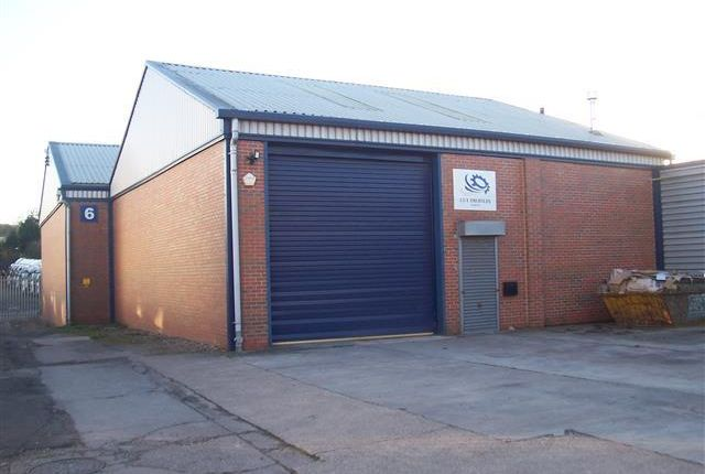 Thumbnail Light industrial to let in Highway Point, Unit 6, 239 Torrington Avenue, Coventry, West Midlands