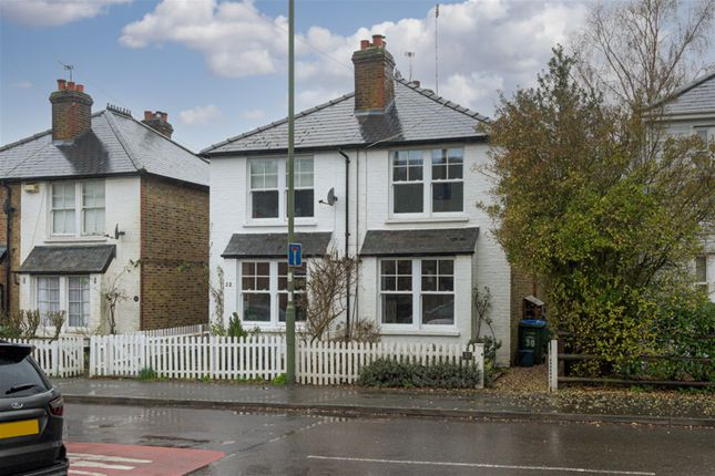 2 bed semi-detached house to rent in Coverts Road, Claygate, Esher KT10