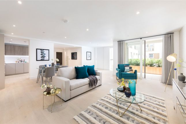 2 bed flat for sale in The Avenue, Queens Park, London NW6