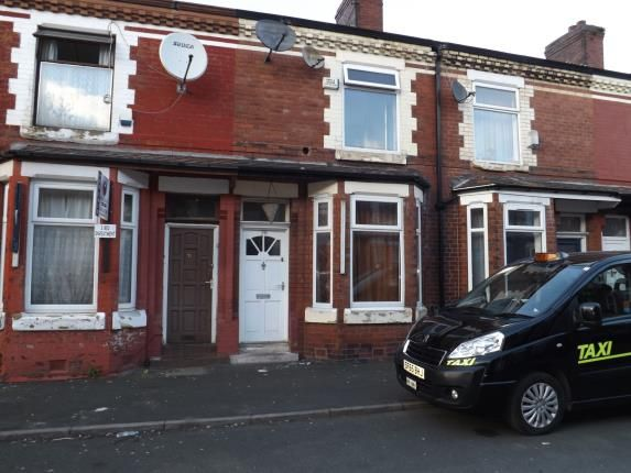 2 bed terraced house for sale in Wincombe Street, Manchester, Greater Manchester