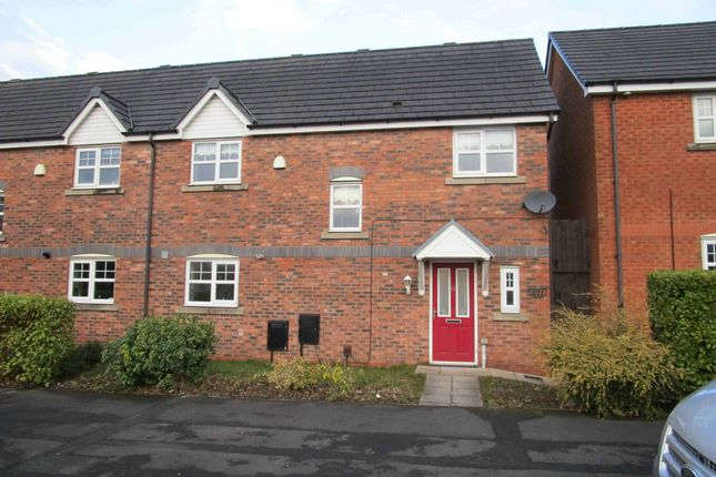 Thumbnail Town house to rent in Ash Lane, Aspull, Wigan, Greater Manchester
