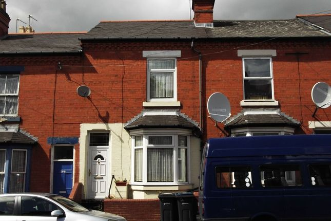 Thumbnail Terraced house for sale in Newton Road, Sparkhill, Birmingham, West Midlands B11, Birmingham,
