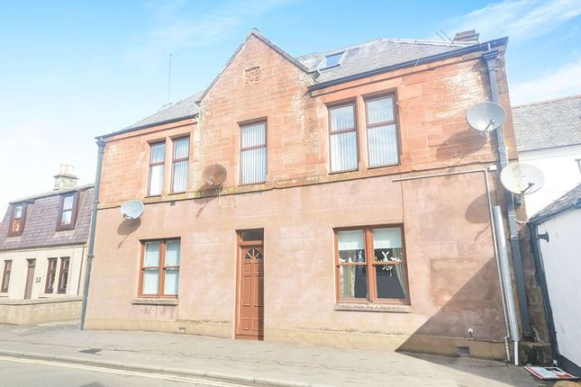 Thumbnail Flat to rent in High Street, Strathmiglo, Cupar