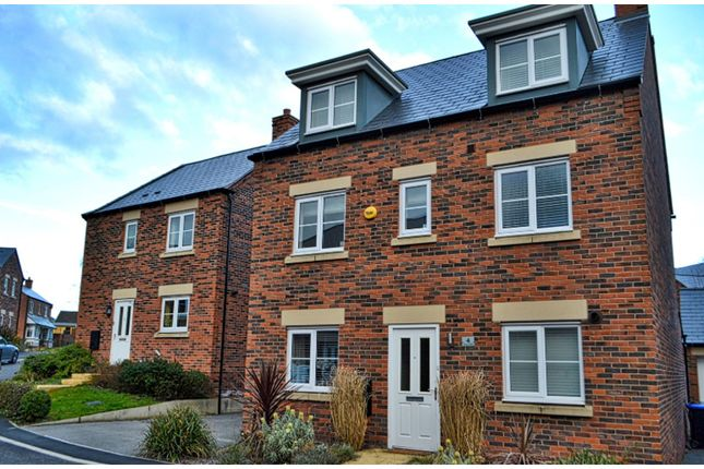 Thumbnail Detached house for sale in Davos Drive, Biddulph