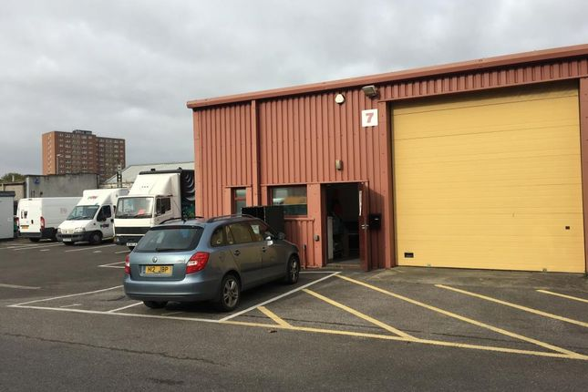 Industrial to let in Units 7, St Gabriel's Business Park, St Gabriel's Road, Easton, Bristol