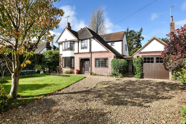 Thumbnail Detached house for sale in Sonning, Reading
