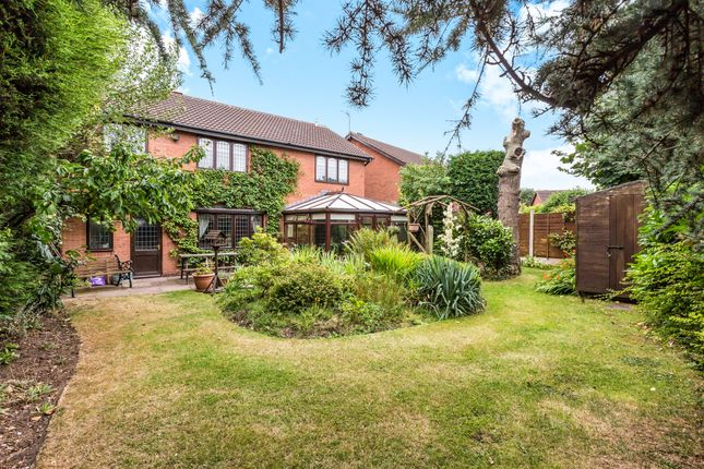 Thumbnail Detached house for sale in Patterton Drive, Sutton Coldfield