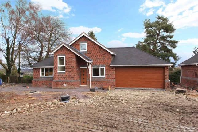 Thumbnail Detached bungalow for sale in Plot 3 Gestiana Gardens, Woodlands Road, Broseley
