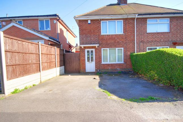 Thumbnail Semi-detached house to rent in Ravenswood Road, Arnold, Nottingham